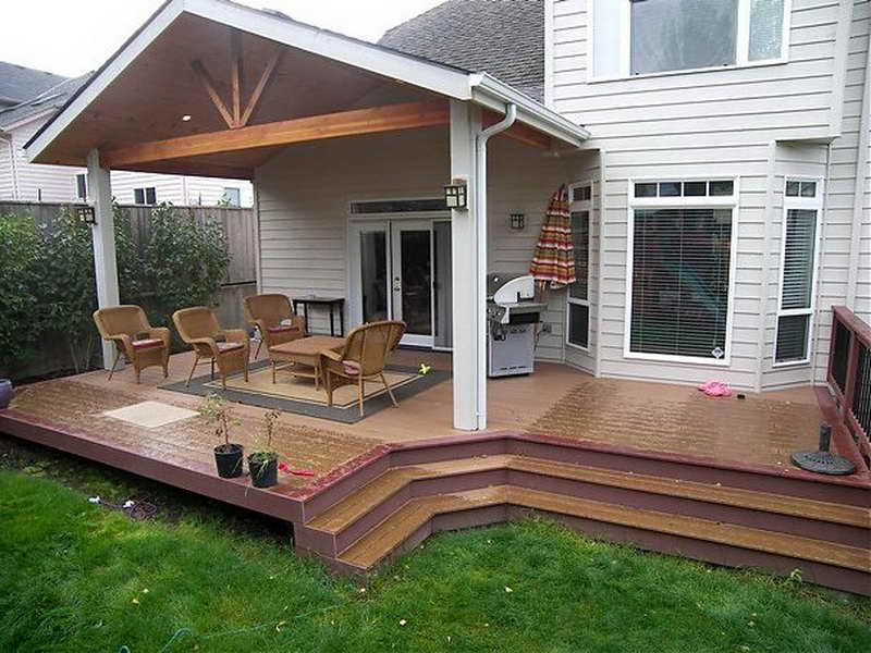 Patio Designs Decor Backyard Ideas Budget Porch