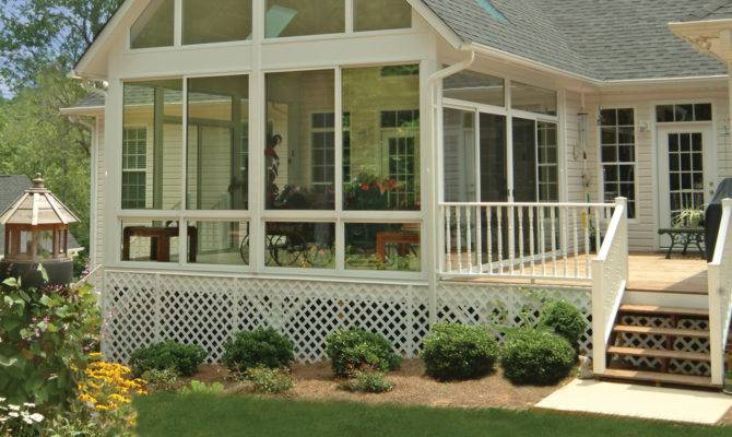 Patio Enclosures Inc Provides Five Lessons Building