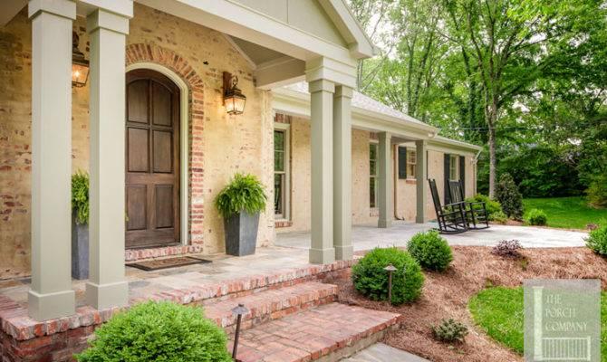 Patio Ideas Expand Your Front Porch