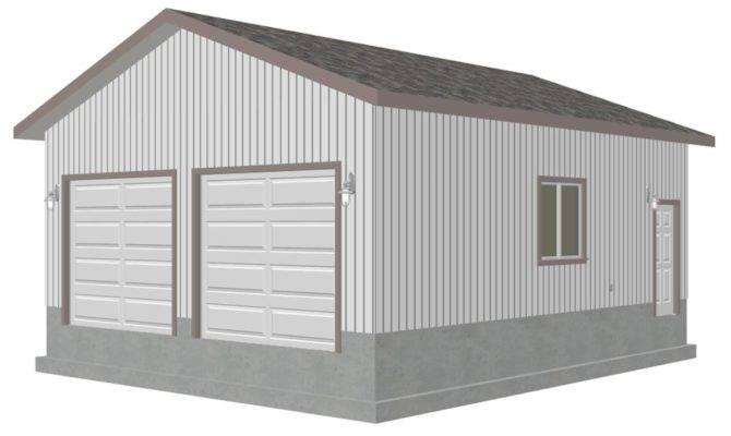 Pdf Garage Plans Sds