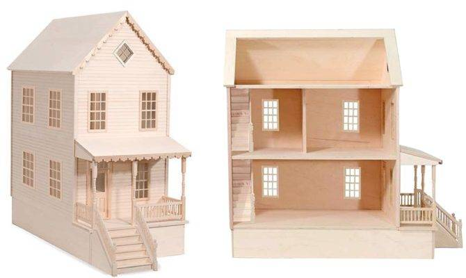Pdf Plans Wood Dollhouse Accessories
