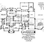 Pembrooke Manor House Plan Estate Plans