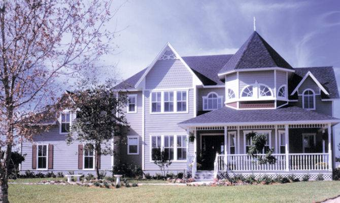 Penney Farms Victorian Home Plan House Plans