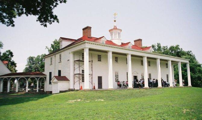 People Were Out Mount Vernon Day