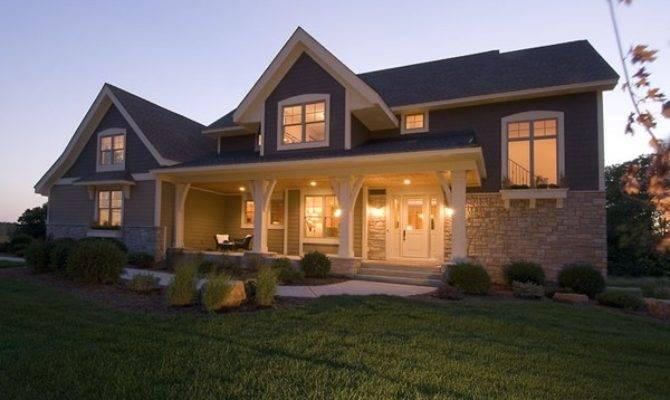 Perfect Craftsman House Plan Designers