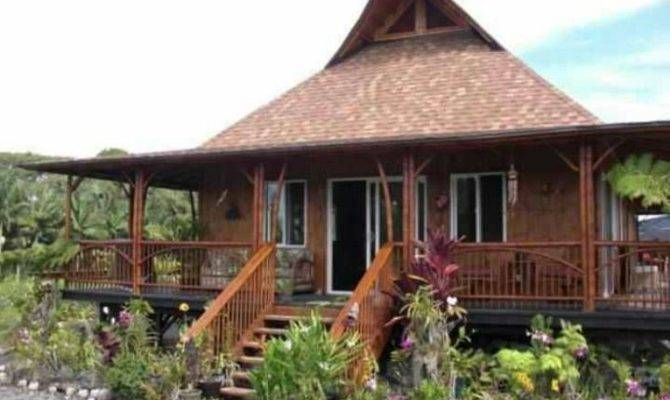 Perfect Modern Nipa Hut Design House Plans