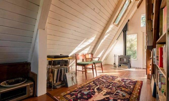 Perfect Retreat Frame Tiny Cabin Love