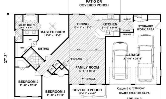 Perfect Secret Room House Plans