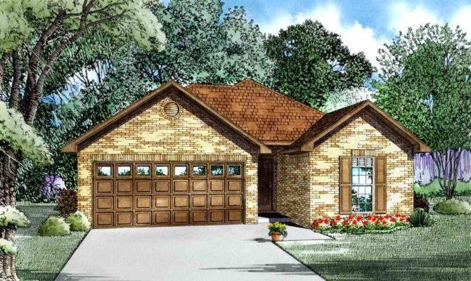 Perfect Starter Home Architectural Designs