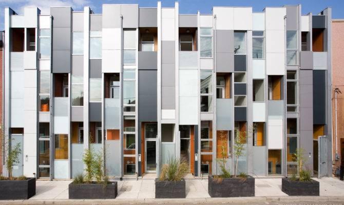 Philadelphia Leed Platinum Urban Infill Project