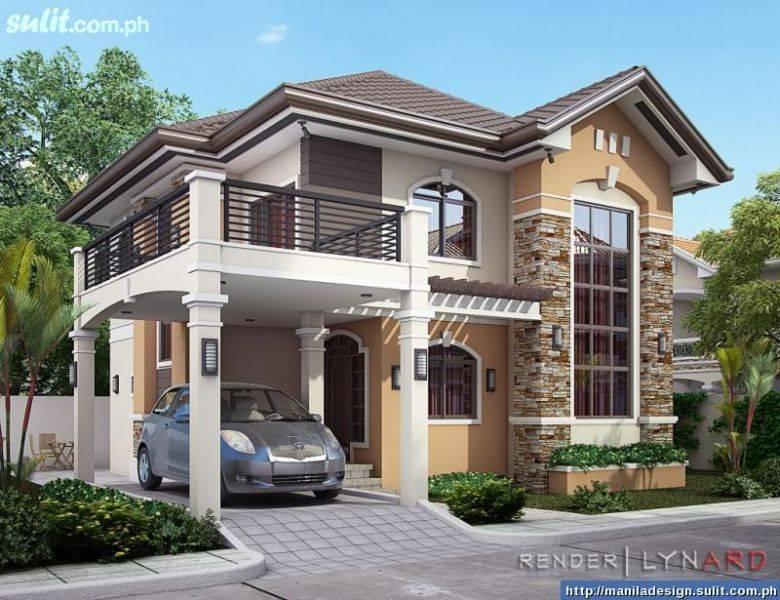 Philippines Bungalow Home Design