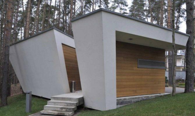 Photography House Gorki Settlement Atrium
