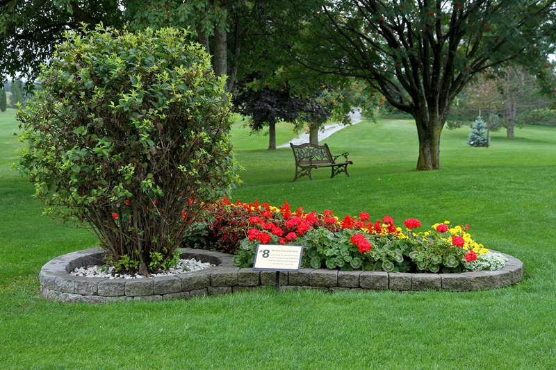 Photos Annual Flower Bed Designs