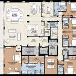 Pics Luxury Penthouse Apartment Layout