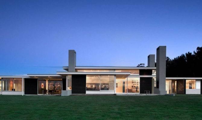 Pics Photos Big One Story House Plans