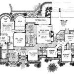 Pics Photos Big One Story House Plans