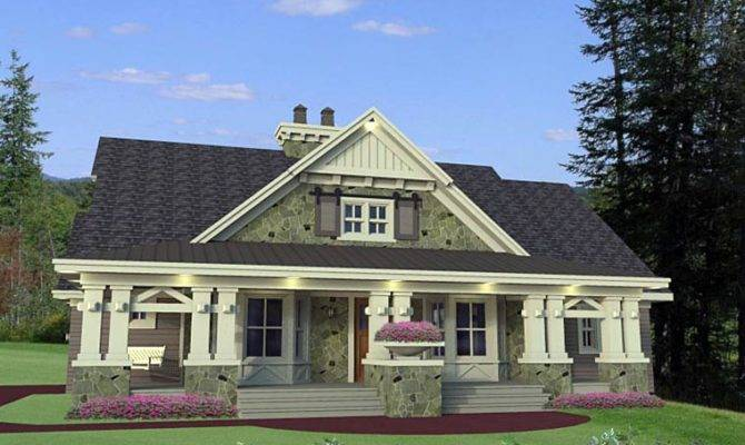 Pics Photos Craftsman Style House Plans