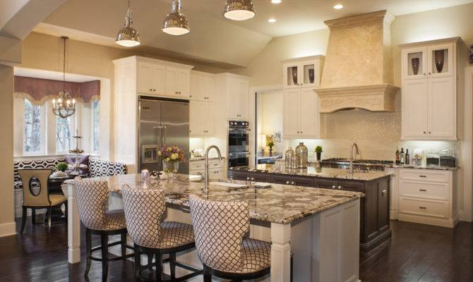 Pics Photos House Plans Big Kitchens