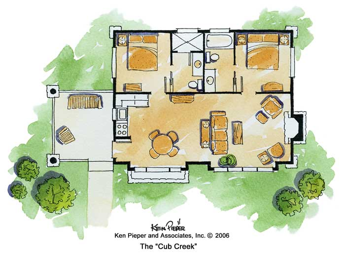 Pics Photos Mountain Cabin House Plans