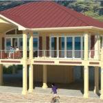 Pier Foundation House Plans Design