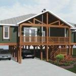 Pier Foundations House Plans More