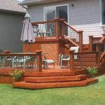 Pin Biljana Riggi Backyard Decks Pinterest