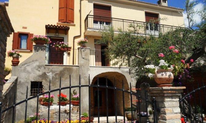 Pin Dominique Case Italiane Italian Houses Pinterest