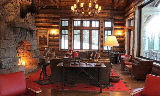 Pin Mary Wagenknecht Lodge Style Pinterest