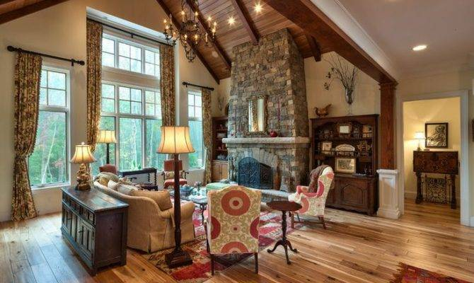 Pin Savvy Southern Style Living Rooms Pinterest