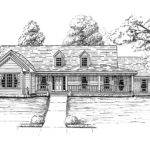 Pinckney Southern Ranch Home Plan House Plans More