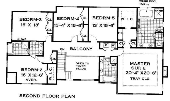 Pines Bedrooms Baths House Designers