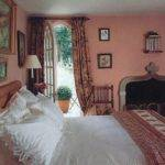 Pink Blue Bedrooms English Country Bedroom Decorating