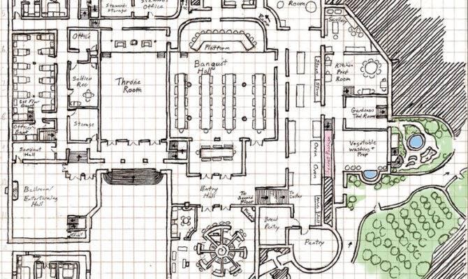 Pinnacle Castle Floor Layout Kayiscah Deviantart