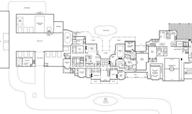 Pinterest Mansion Floor Plans Mansions