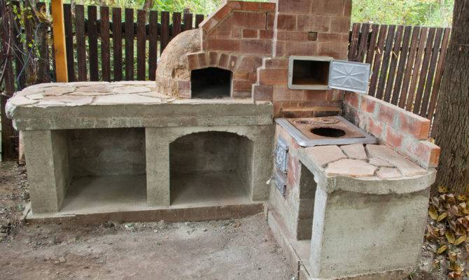 Pizza Oven Plans Howtospecialist Build