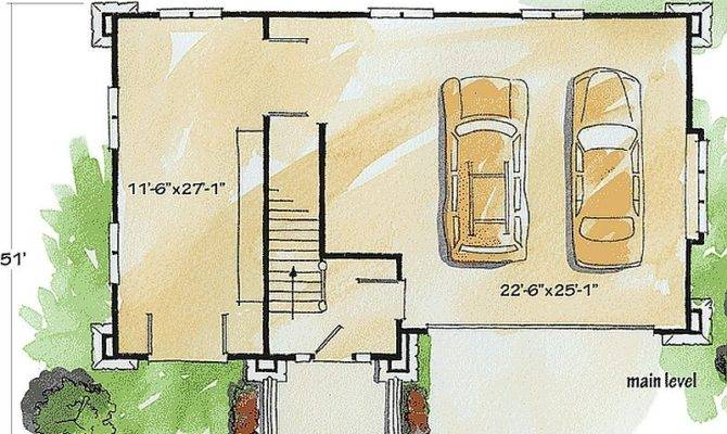 Plan Bedroom Bath Log Cabin