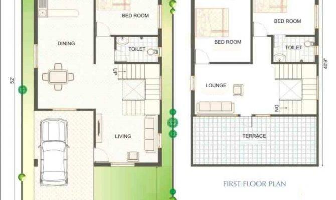 Plan Bhk House Best Indian Duplex Plans
