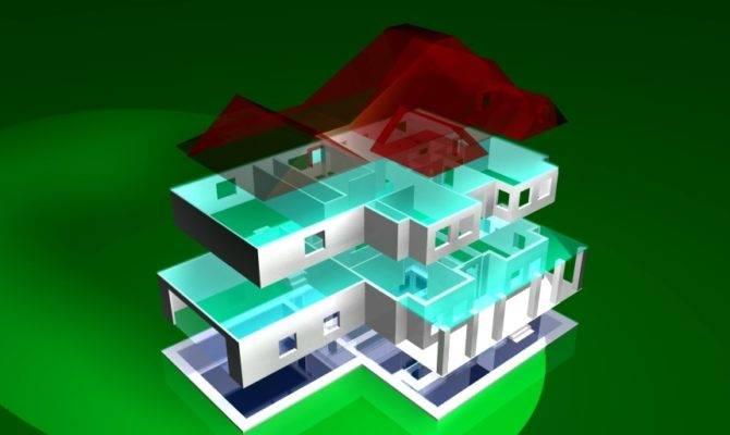 Plan Collection Haus Aus Dem Drucker