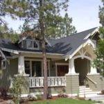 Plan Craftsman Home Traditional Exterior