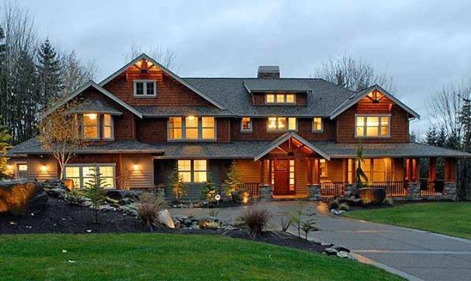 Plan Craftsman Luxury Budget