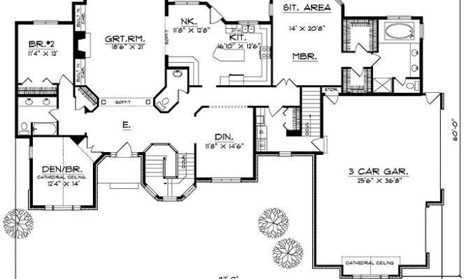 Plan Dream Home Floorplans Pinterest