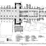 Plan Durham Cathedral Siena Gothic