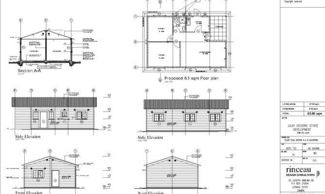 Plan Elevation Joy Studio Design Best