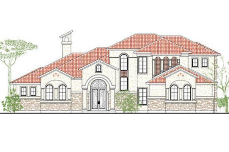 Plan Exterior Front Elevation Houseplans