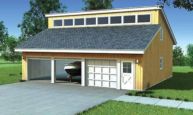 Plan Garage Plans Blue Prints