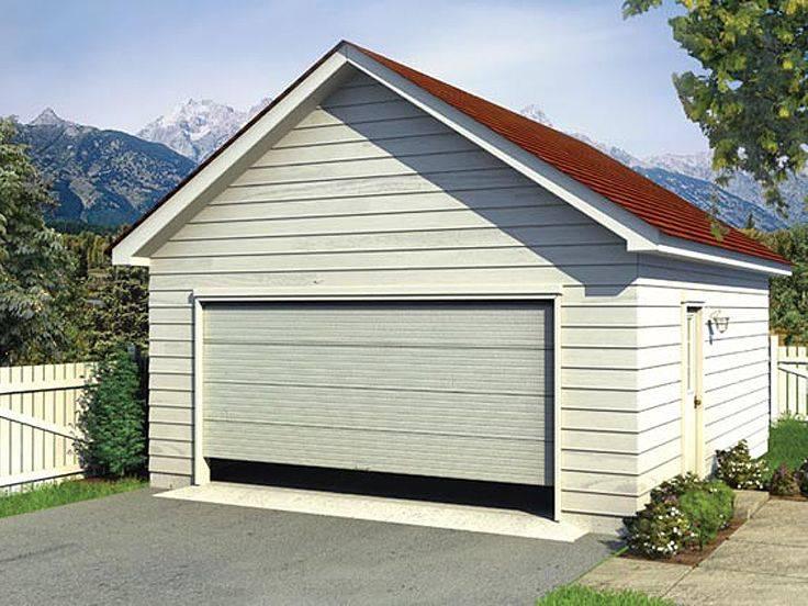 Plan Garage Plans Blue Prints