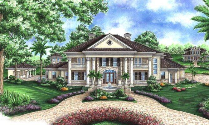 Plan Great House Design