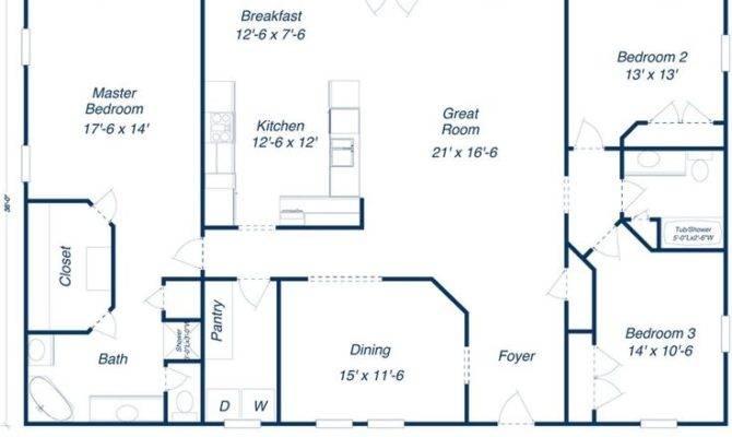 Plan House Pinterest Steel Homes Floor Plans Kit Hom