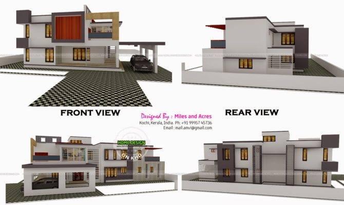 Plan Kerala Home Design Floor Plans