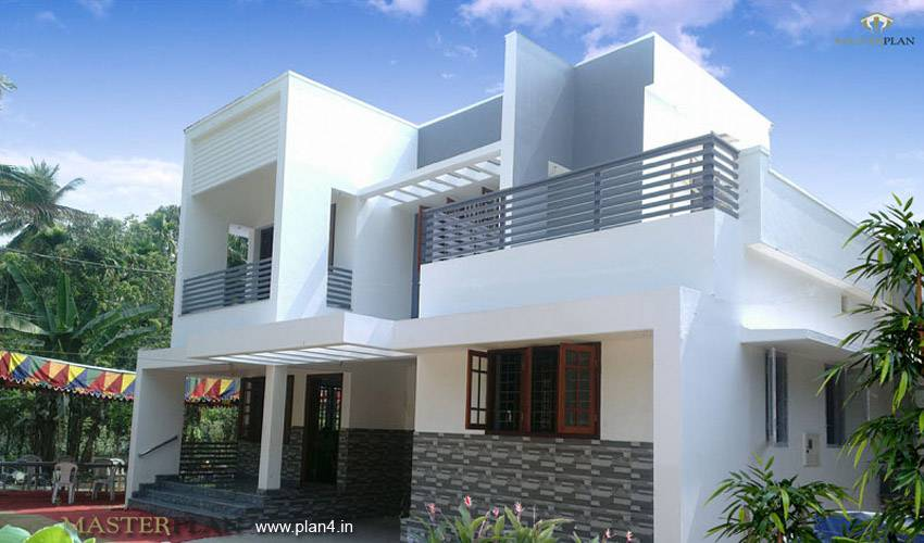 Plan Kerala House Planners Space Utilized